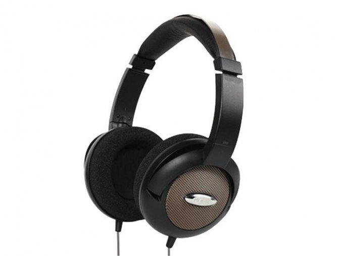 Kvalitní sluchátka na uši s dobrým basem Koss UR/55