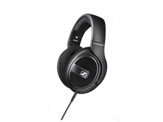 Kvalitní uzavřená dynamická sluchátka se systémem E.A.R. Sennheiser HD 569