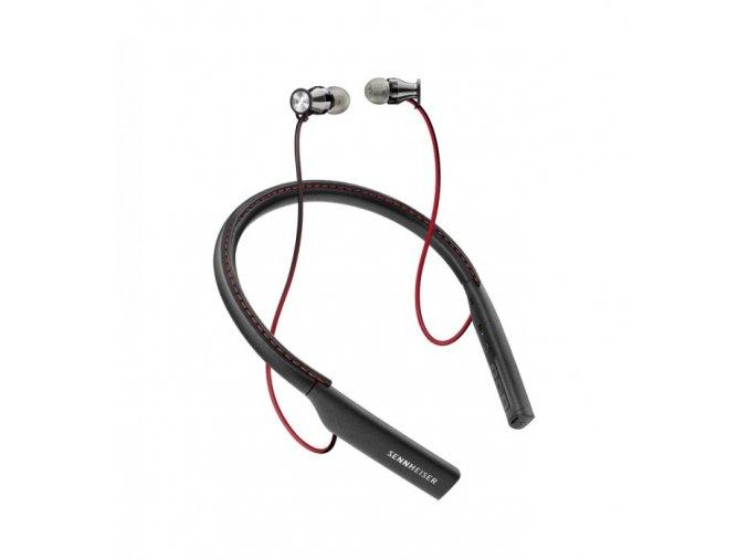 Kvalitní uzavřená bezdrátová intra-aurální dynamická stereo sluchátka Sennheiser Momentum In-Ear Wireless