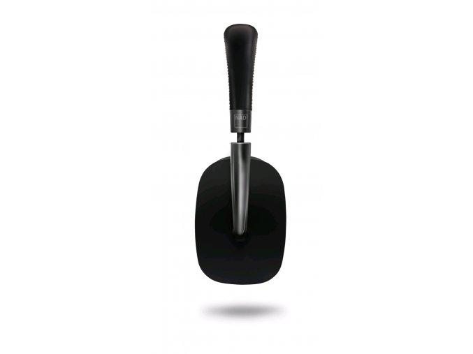 NAD VISO HP70 Front 3 4 Black on Black