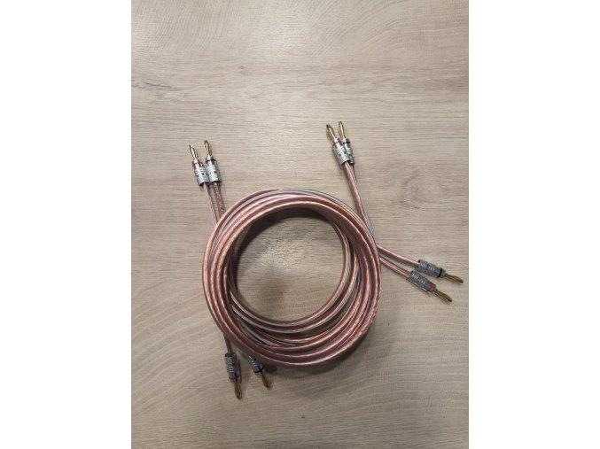 INAKUSTIK PREMIUM SPEAKER CABLE SET 2x 4,0mm²