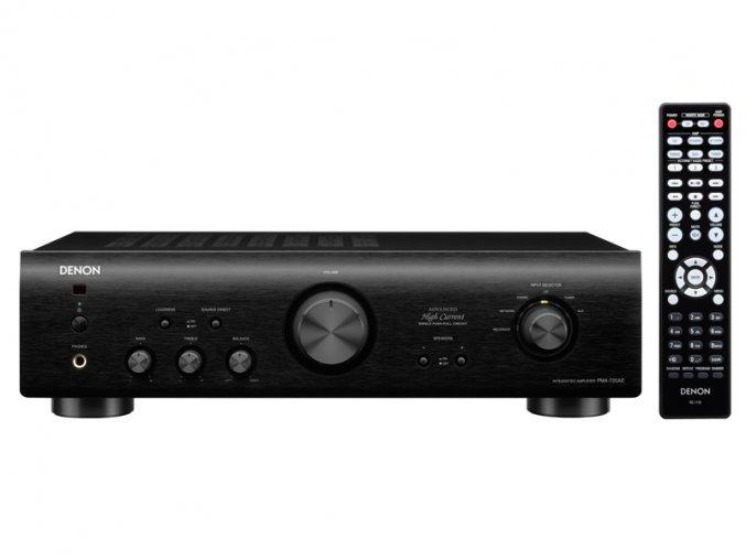 Kvalitní HiFi integrovaný zesilovač 2x85 W Denon PMA-720AE