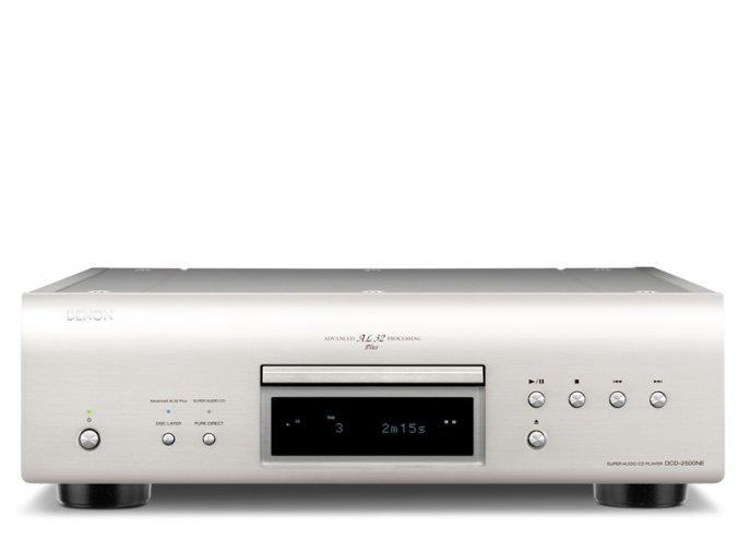 Kvalitní HiFi CD / SACD přehrávač s D / A převodníkem Denon DCD-2500NE