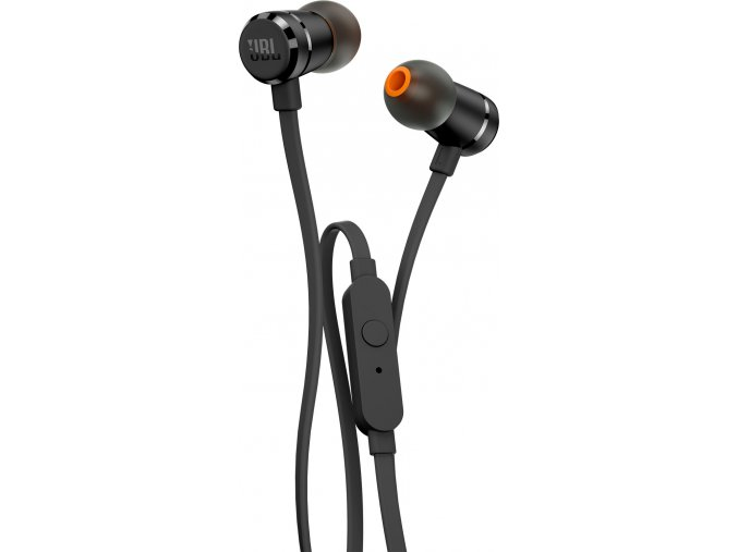 Kvalitní špuntová sluchátka s podporou JBL Pure Bass JBL T290
