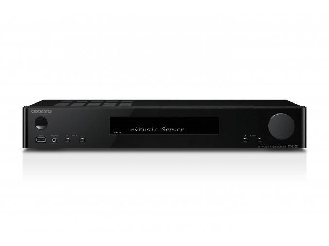 Kvalitní síťový stereo receiver s výstupním výkonem 85W/ 4 Ω a HDMI konektivitou Onkyo TX-L20D
