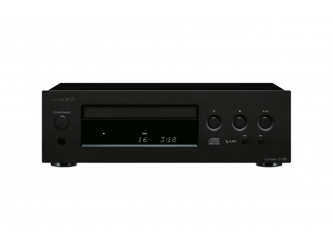 Kvalitní síťový stereo receiver s výstupním výkonem 85W/ 4 Ω a HDMI konektivitou Onkyo C-755