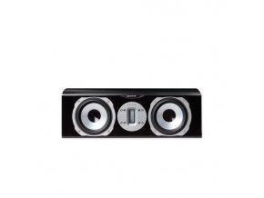 Kvalitní centrální 3-pásmová reprosoustava s impedancí 4 Ohmu, vysokou citlivostí a mohutným zvukem Quadral Chromium Style 1 Base