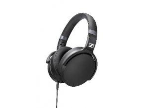 Kvalitní uzavřená sluchátka na uši Sennheiser HD 4.30i