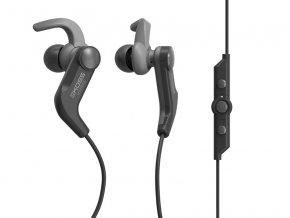 Kvalitní bezdrátová sportovní sluchátka do uší odolná potu a vodě Koss BT 190i