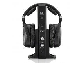 Kvalitní digitální bezdrátová stereo souprava s uzavřenými sluchátky Sennheiser RS 195