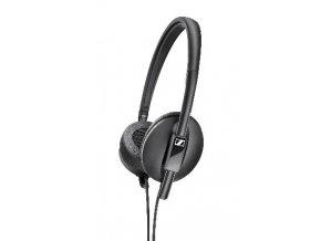 Kvalitní lehká dynamická a uzavřená sluchátka Sennheiser HD 2.10