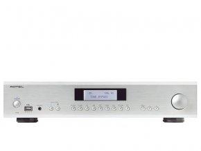 Kvalitní integrovaný zesilovač s výkon 2x 60W (8 ohm) Rotel A 12