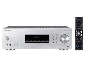 Kvalitní stereofonní integrovaný zesilovač s výkonem 2x100W Pioneer SX-20DAB