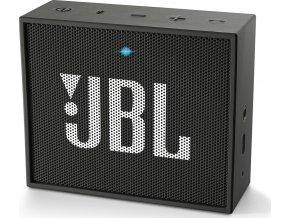 Kvalitní přenosný bluetooth reproduktor s 40mm měničem a výkonem zesilovače 3W JBL Go