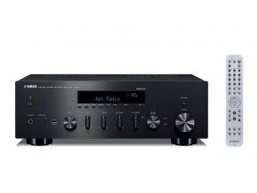 Kvalitní stereo receiver a síťový přehrávač Yamaha R-N602