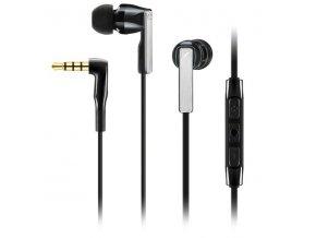 Kvalitní sluchátka do uší s ovládáním pro telefony podporující Android Sennheiser CX 5.00G