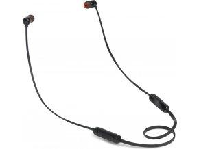 Kvalitní základní bezdrátová bluetooth sluchátka do uší JBL T110BT