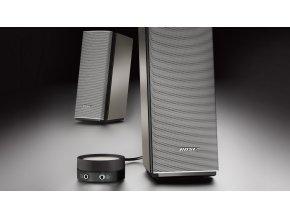 Kvalitní aktivní multimediální reproduktorový systém Bose Companion 20