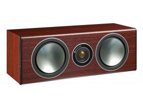 Kvalitní 2-pásmová centrální reprosoustava Monitor Audio Bronze Centre