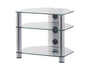 Kvalitní praktický stolek pro HiFi komponenty Sonorous RX 2130
