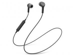 Kvalitní stereofonní bezdrátová sportovní sluchátka do uší Koss BT115i