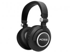 Kvalitní stereofonní bezdrátová skládací sluchátka BT540i