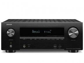 Kvalitní 7.2 kanálový 4K AV přijímač s hlasovým ovládáním Amazon Alexa DENON AVR-X2500H