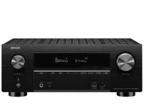Kvalitní 7.2 kanálový AV přijímač s prostorovým zvukem DENON AVR-X3500H