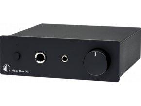 Kvalitní sluchátkový zesilovač Pro-Ject Head Box S2