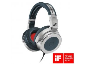 Kvalitní high-endová uzavřená stereo sluchátka Sennheiser HD 630 VB