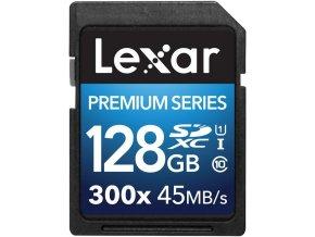 SDXC128GB Premium 300x UHS I.1