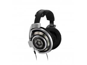 Kvalitní high-endová otevřená dynamická sluchátka Sennheiser HD 800