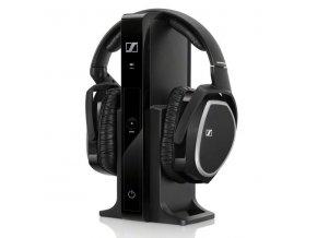 Kvalitní digitální stereo souprava s uzavřenými stereo sluchátky Sennheiser RS 165