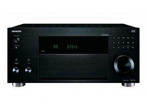 Kvalitní síťový receiver 11.2 s výkonem zesilovače 200 W na kanál Onkyo TX-RZ3100