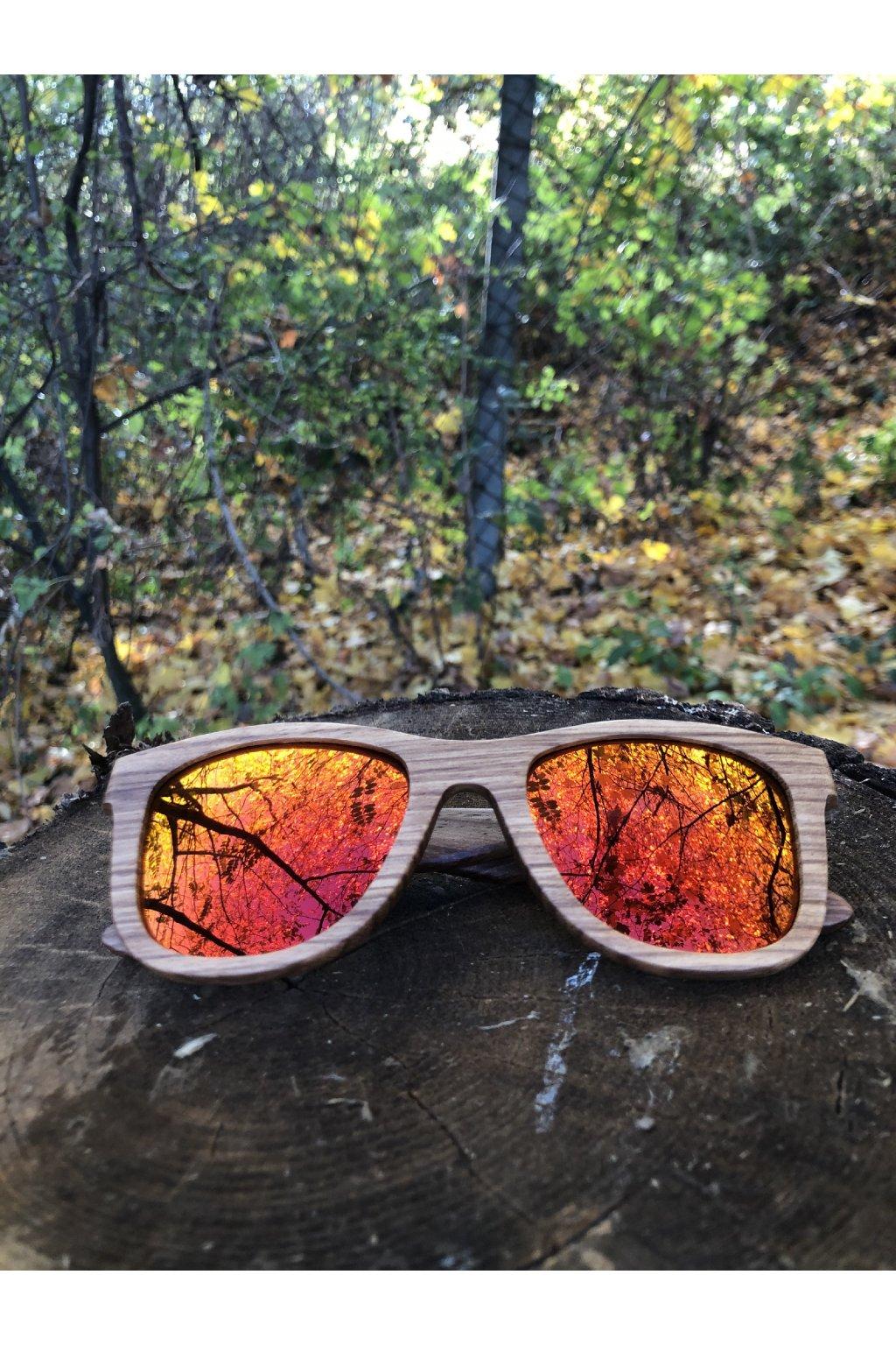 e6835cfa0 Drevené okuliare Arendal - CingiTime