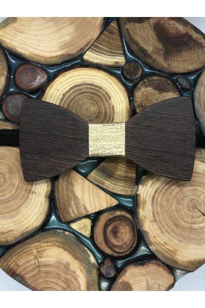 Detský drevený motýlik Igor