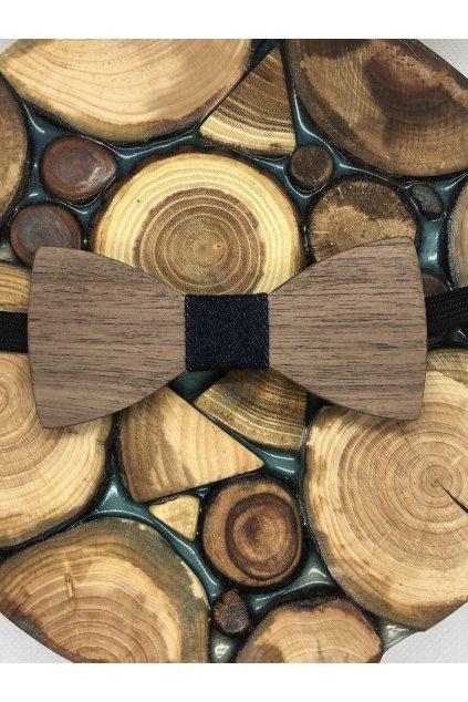 Detský drevený motýlik Denis