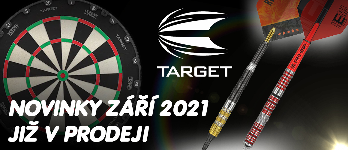 Novinky Target 2021/9