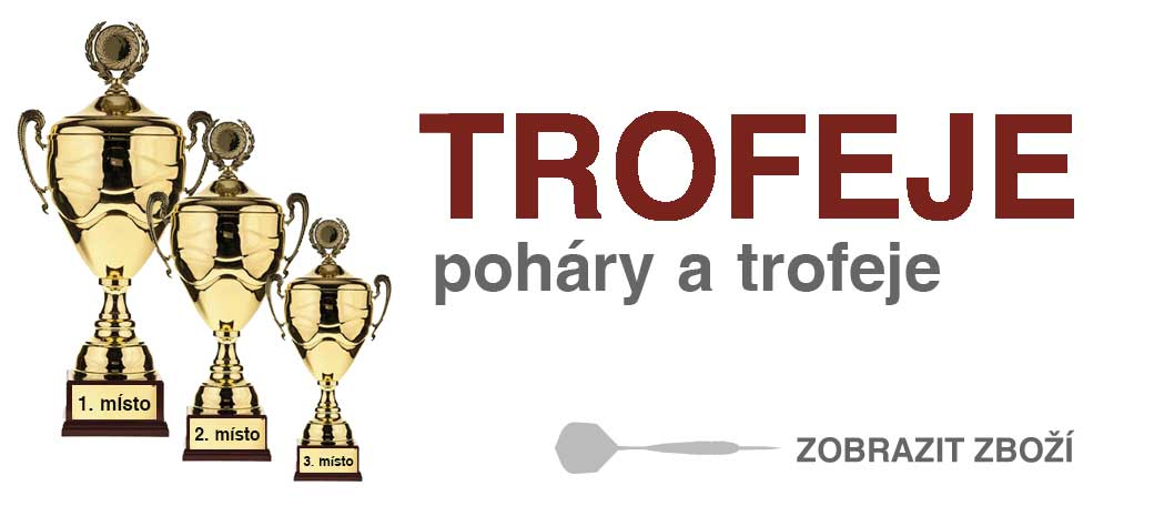 Přejit do kategorie trofeje  a poháry