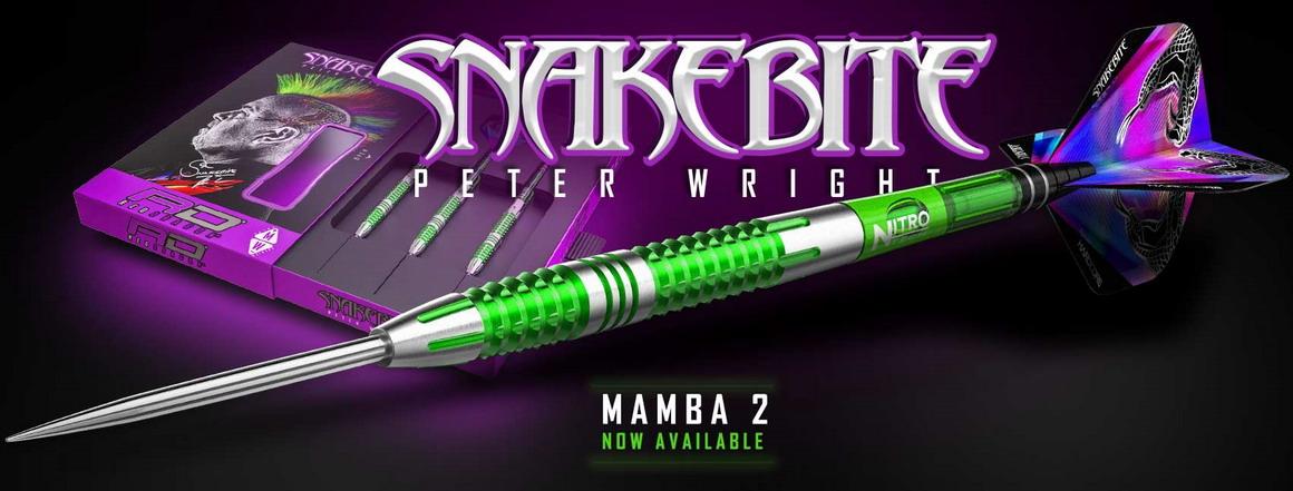 snakebite mamba 2 peter wright