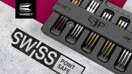 Pouzdro na hroty SWISS POINT s integrovaným klíčem