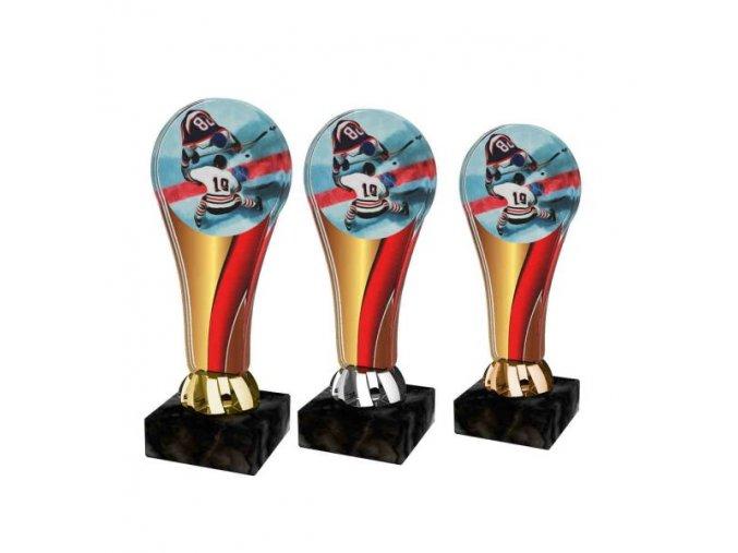 Akrylátová trofej ACL2100M11 Hokej