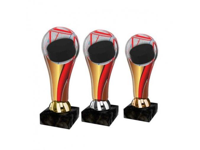 Akrylátová trofej ACL2100M10 Hokej