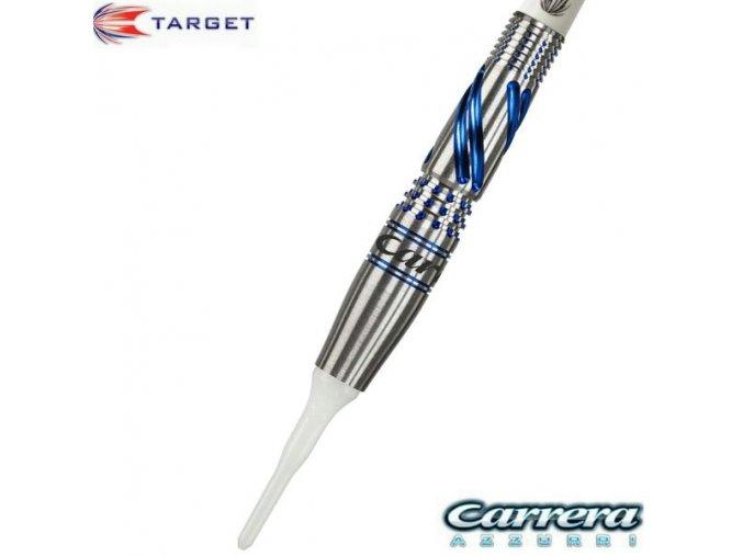 Šipky soft CARRERA AZZURRI RAZZO barrel 17,2g