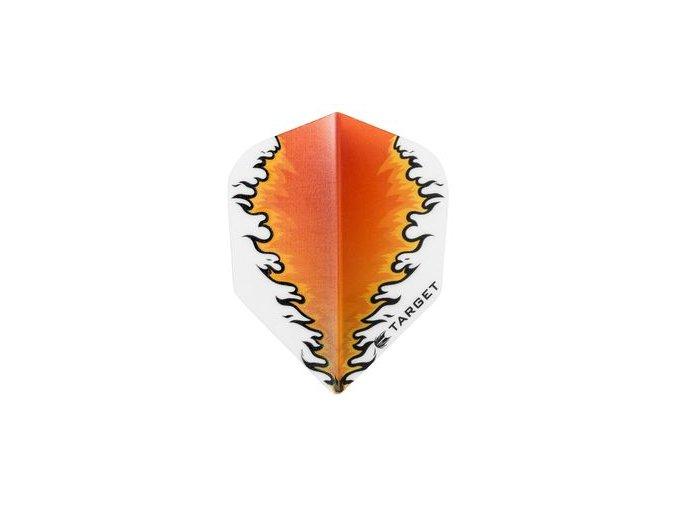 Letky PRO 100 VISION NEW standard white/orange Fire