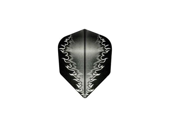 Letky PRO 100 VISION NEW standard black/grey Fire