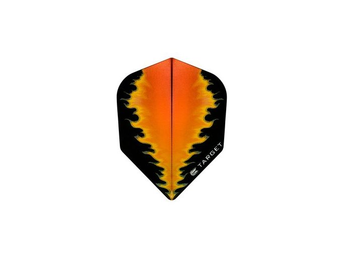 Letky PRO 100 VISION NEW standard orange/black Fire