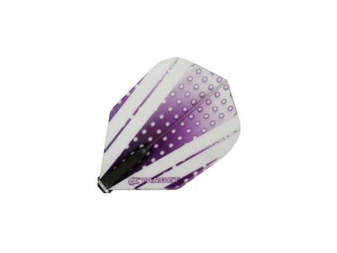 Letky VISION standard - SPORT 90 white/purple
