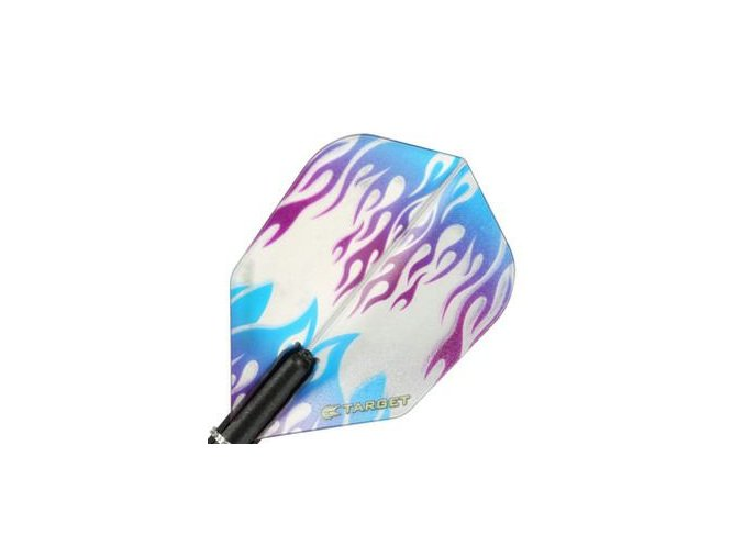 Letky VISION ULTRA standard white/purple/blue Flame