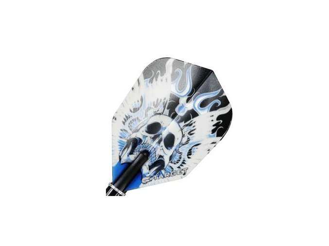 Letky VISION standard Skull Blue/Black NO6